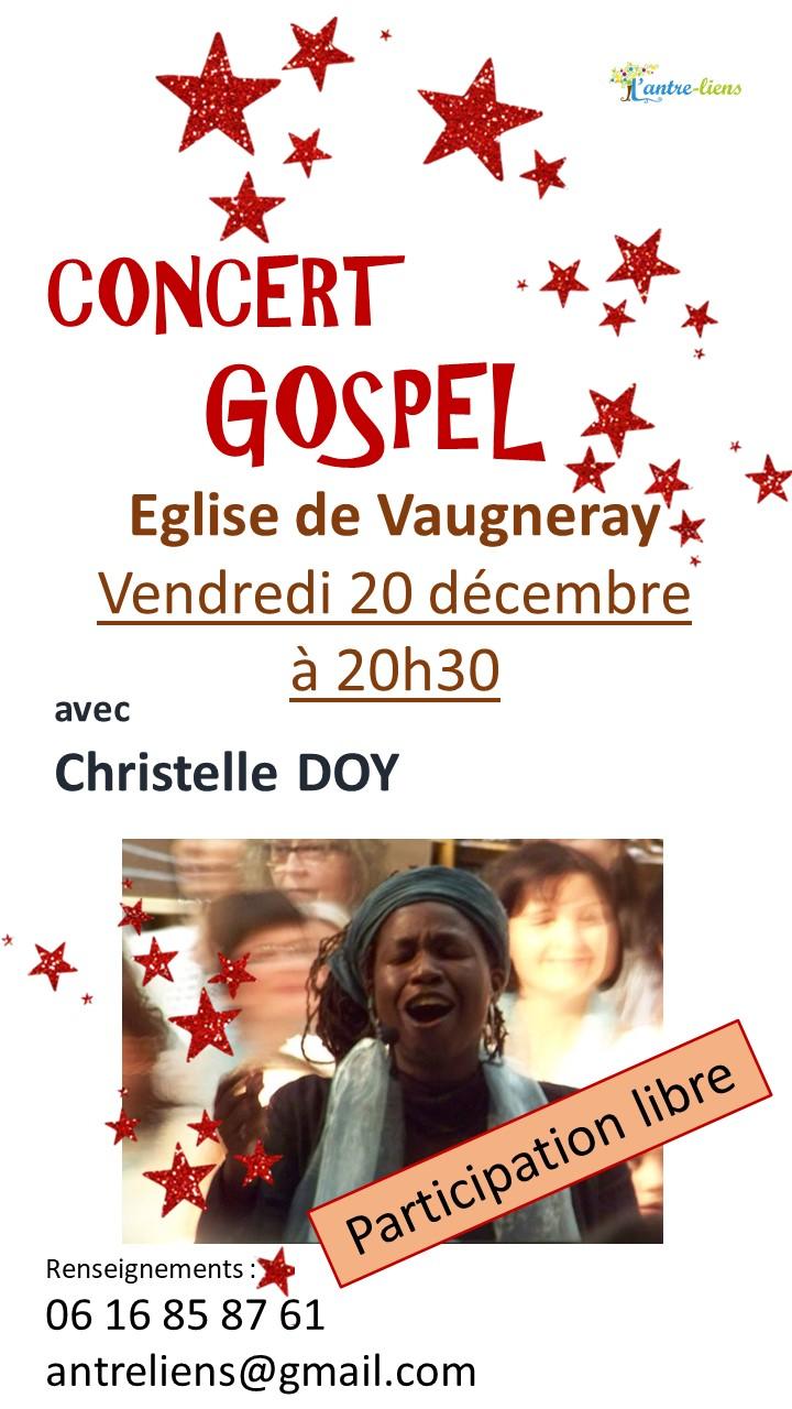 concert gospel 20-12-19