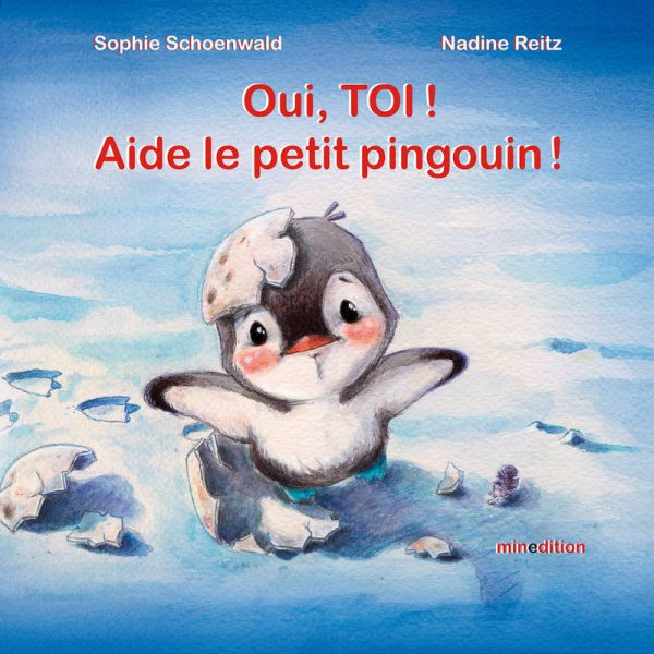 Oui, toi! Aide le petit pingouin!