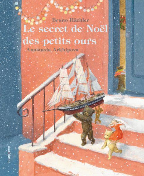 Le secret de Noël des petits ours