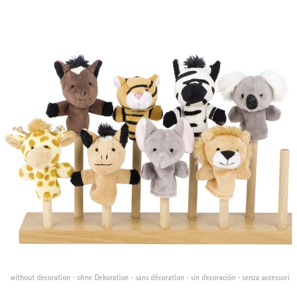 marionnettes à doigts série 2 (vendue à la pièce)
