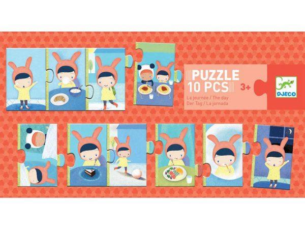 puzzle ma journée
