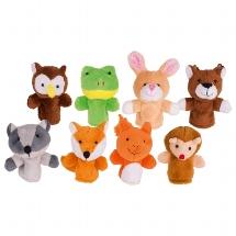 marionnettes à doigts série 1 (vendue à la pièce)
