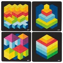 puzzle 3D (au choix)