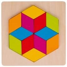 puzzle losanges