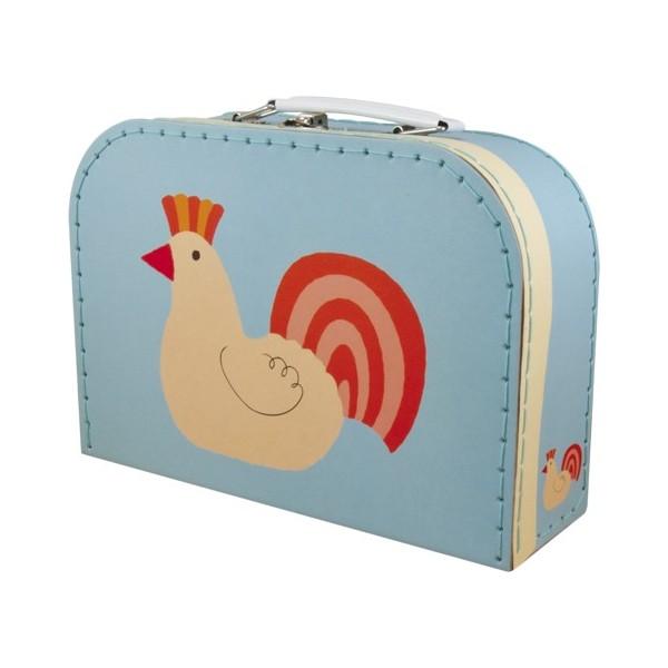 valise poule MM