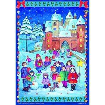 calendrier Noël au château A4