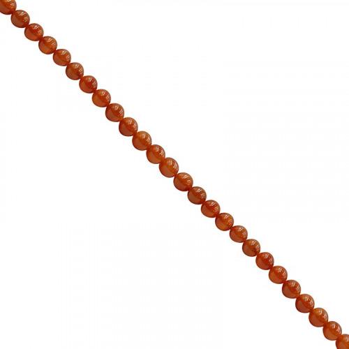 collier cornaline