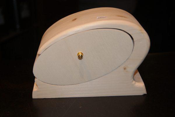 boite à bijoux commode ovale
