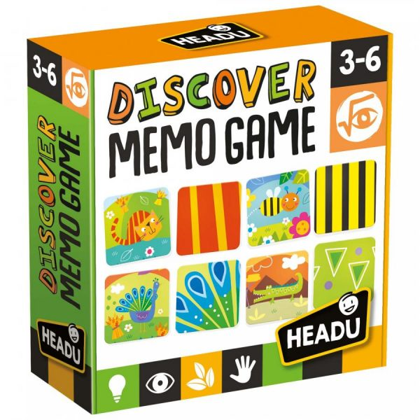 memo discover