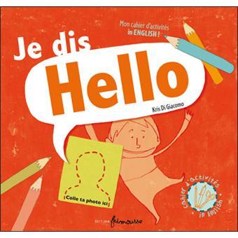 Je dis Hello