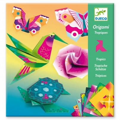 origamis tropiques