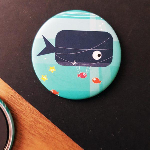 magnet baleine