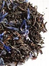 thé noir Blue Earl Grey