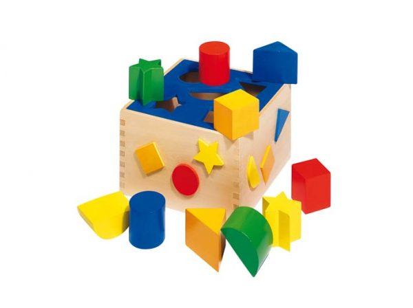 sort box bleue 10 pièces