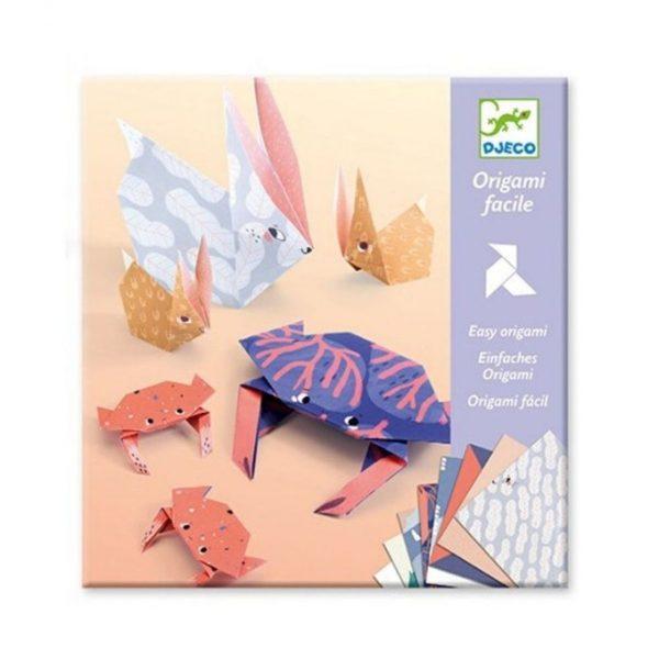 origamis crabe