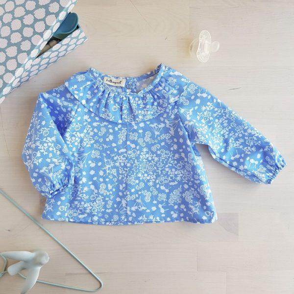 blouse myosotis