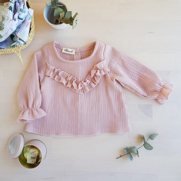 blouse dragée