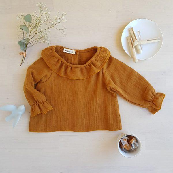 blouse cannelle