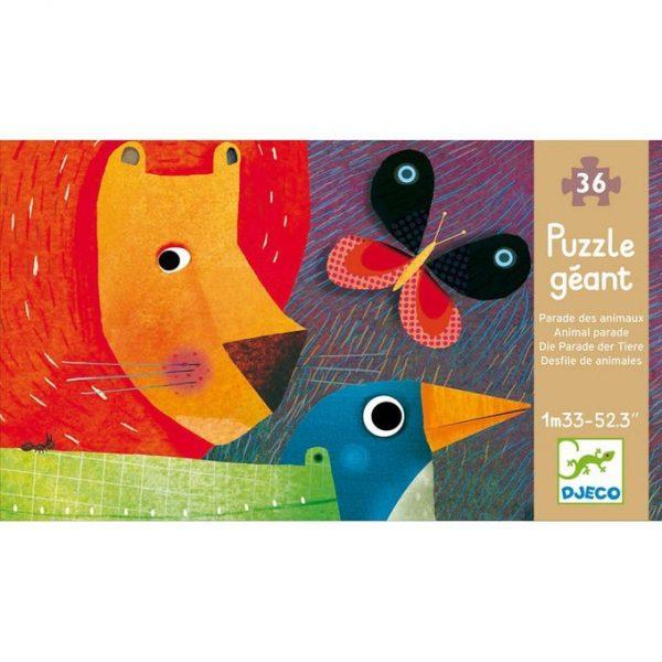 puzzle géant La parade 36 pièces