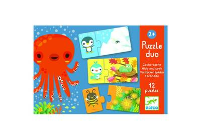 puzzle duo maman bébé