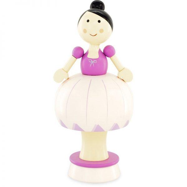 figurine musicale danseuse
