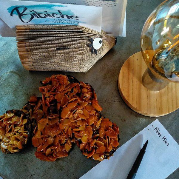 florentin amandes / oranges confites