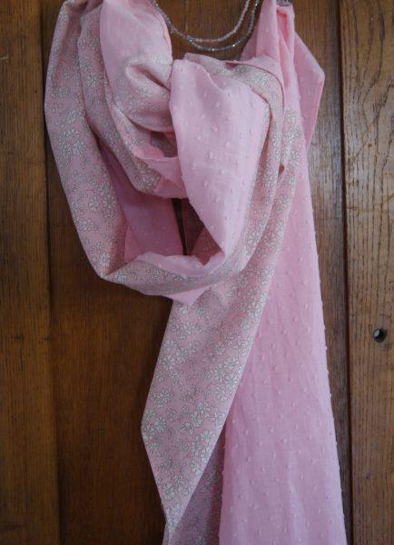 foulard femme (choix de modèle)