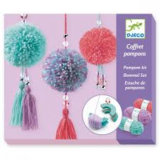 atelier pompons pampilles