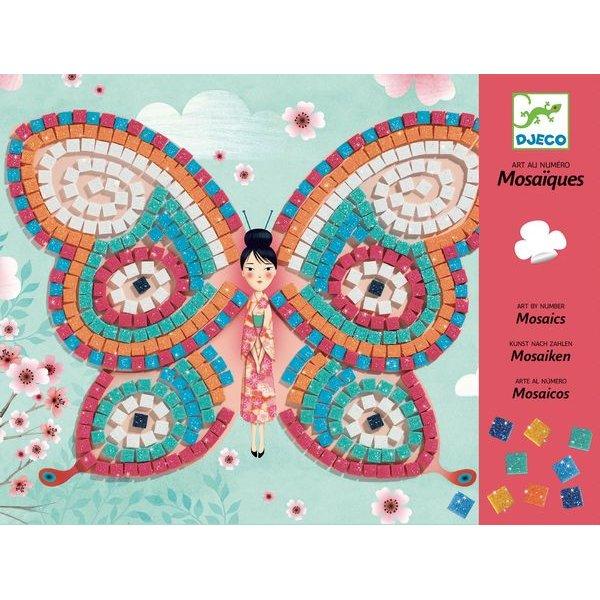 mosaïques papillon