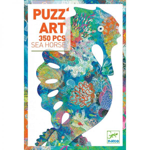 puzzle art hippocampe 350 pièces