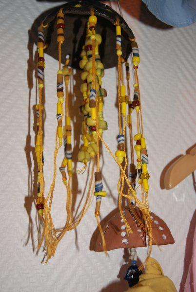 méduse jaune